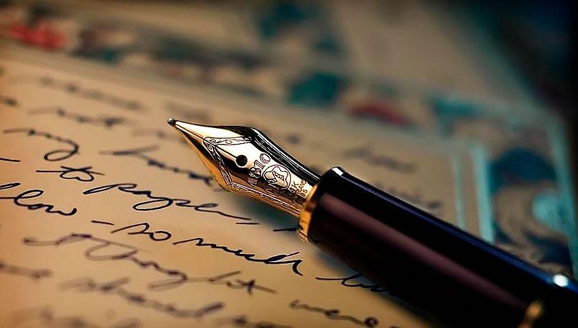 Resultado de imagen para pluma de escribir