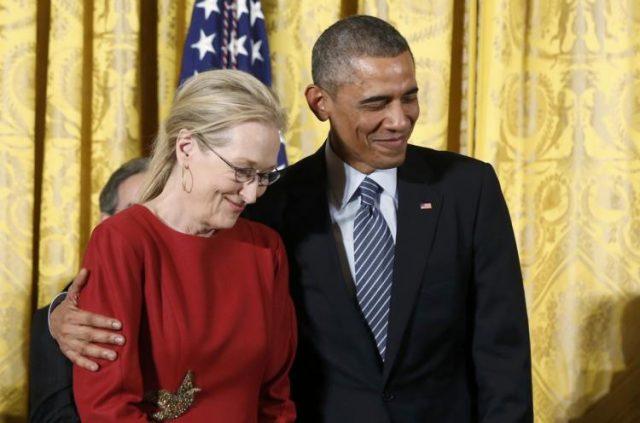La indecente Meryl Streep