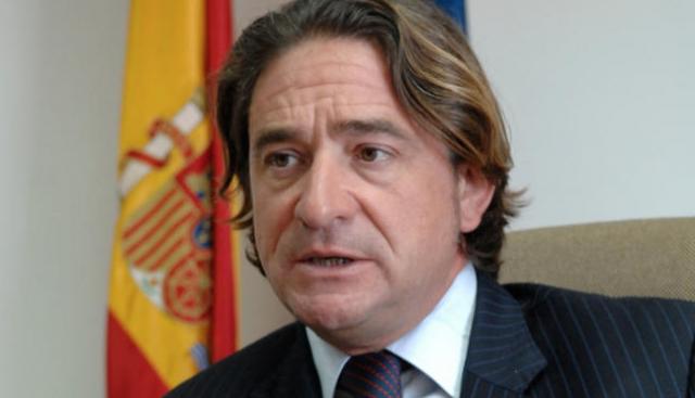 Juez Salvador Alba, autor de la grabación.
