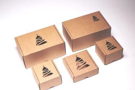 Con la navidad se disparan las compras en cajas de cart n - Cajas de carton de navidad ...