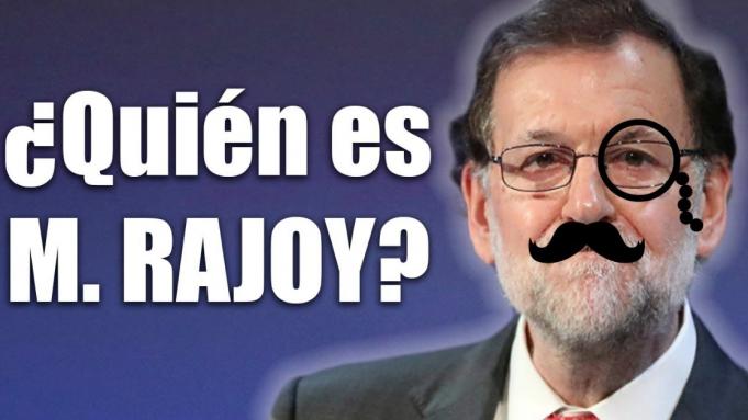 El misterioso M. Rajoy. Fuente: Twitter @ZonaEditorial