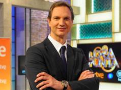 Javier Cárdenas en el programa Hora Punta de RTVE.