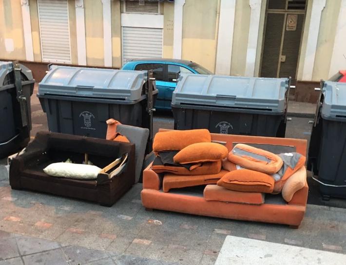 el recogedor recogida de muebles en valencia