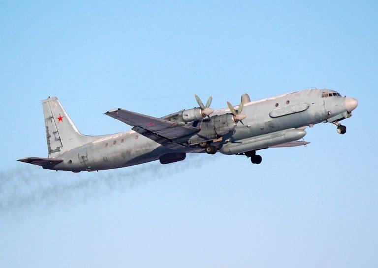 Rusia responsabiliza a Israel por derribo del avión Il-20 en Siria