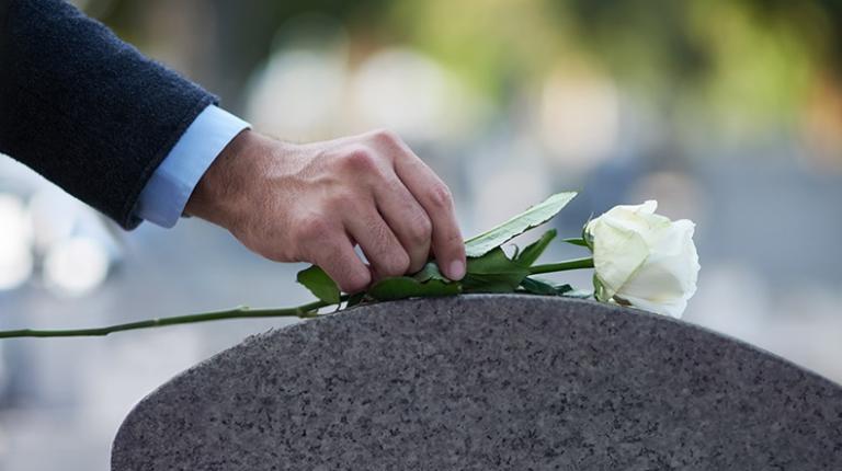 superar la muerte de un ser querido