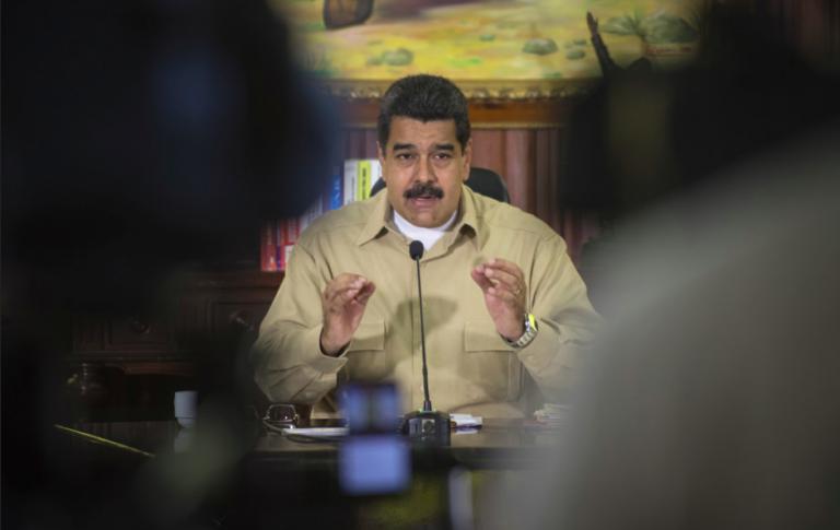 Maduro sobre presidente colombiano: es un diablo con cara de ángel