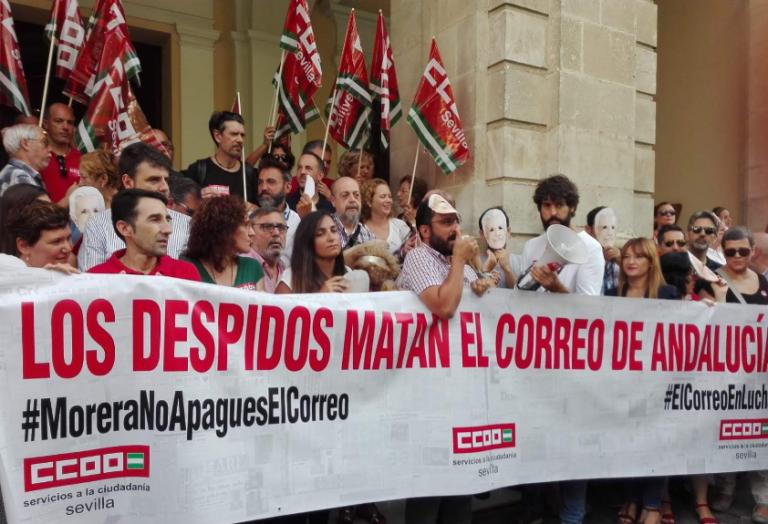 Desaparece El Correo de Andalucía tras 119 años