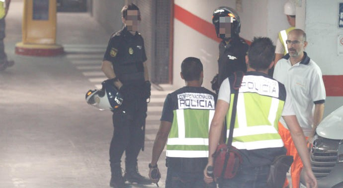 Trabajador fallece en Alicante en las obras de un supermercado