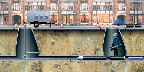 mantenimiento de tuberías y canalizaciones
