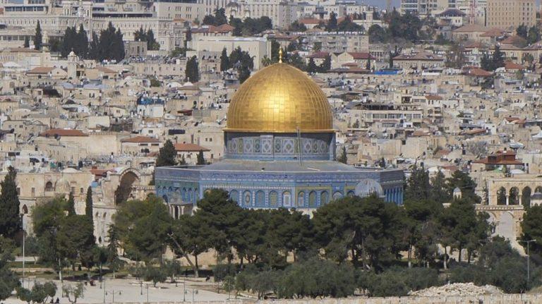 Palestina critica a Australia por reconocer Jerusalén como capital de Israel