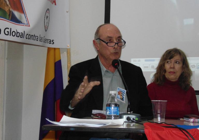 Paco Frutos: Los nacionalismos, pasaporte a la violencia