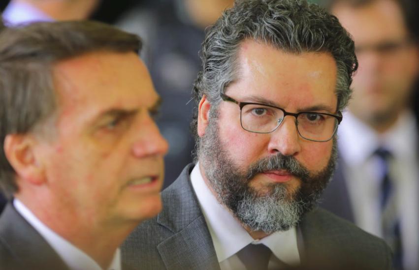"""Próximo canciller de Brasil: """"el cambio climático es un complot marxista"""""""