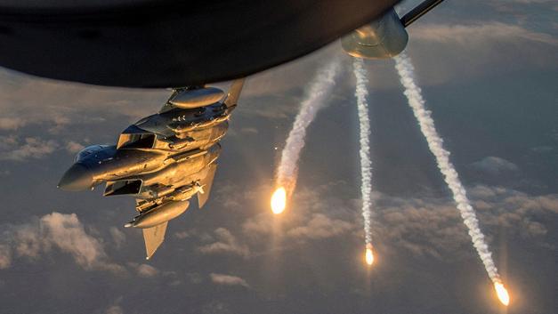 Ataques de la Coalición Internacional matan a 40 personas en Siria