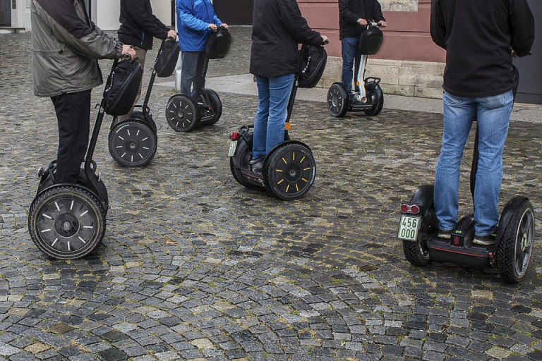 conocer Madrid en segway