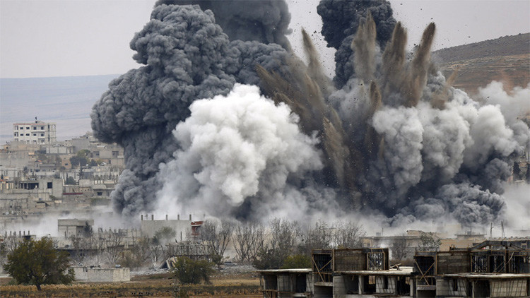 Turquía bombardea una milicia kurda en Siria apoyada por EEUU