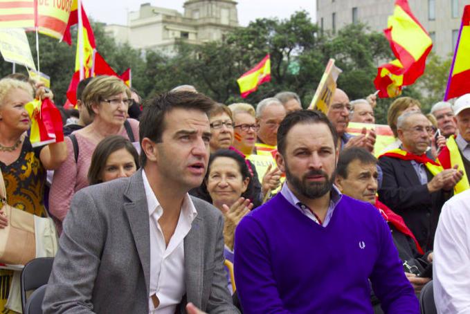 El 'Vox de izquierdas' de Gorka Maneiro