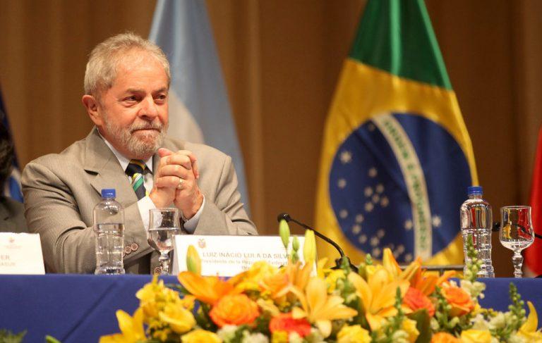 Lula da Silva recibe el premio de derechos humanos de la AFL-CIO